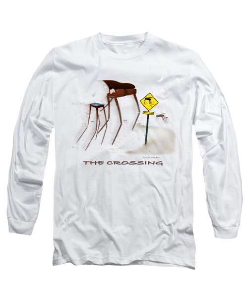 The Crossing Se Long Sleeve T-Shirt by Mike McGlothlen