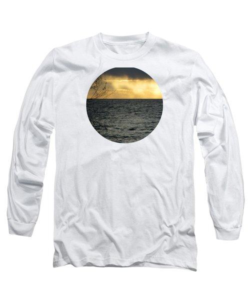 The Wonder Of It All Long Sleeve T-Shirt by Mary Wolf