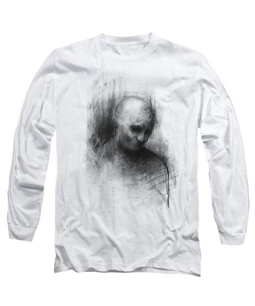 Thinker II Long Sleeve T-Shirt by Bruno M Carlos