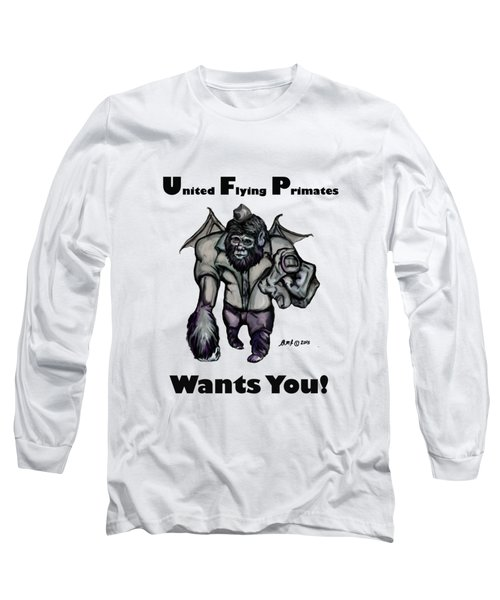UFP Long Sleeve T-Shirt by Riley Frank