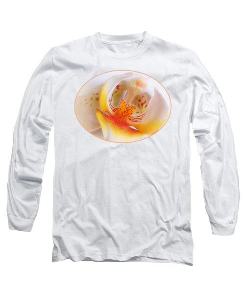 Warm Glow Long Sleeve T-Shirt by Gill Billington