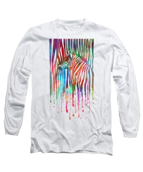 zeb Long Sleeve T-Shirt by Mustafa Akgul
