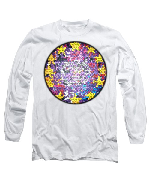 Zooropa Glass Long Sleeve T-Shirt by Clad63