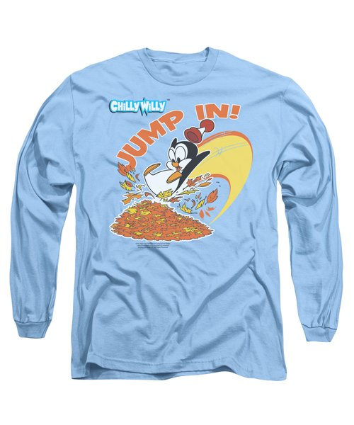 Chilly Willy - Jump In Long Sleeve T-Shirt by Brand A