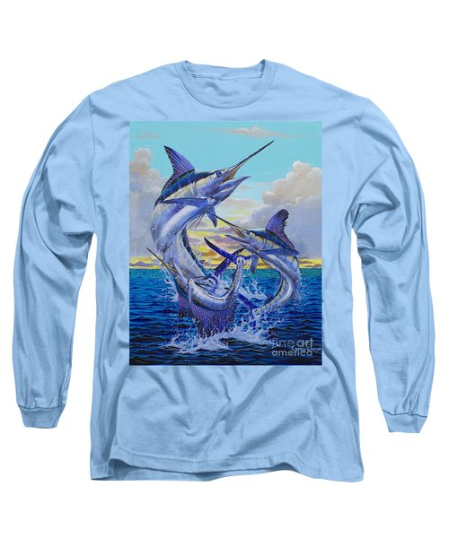 Grand Slam Off0016 Long Sleeve T-Shirt by Carey Chen