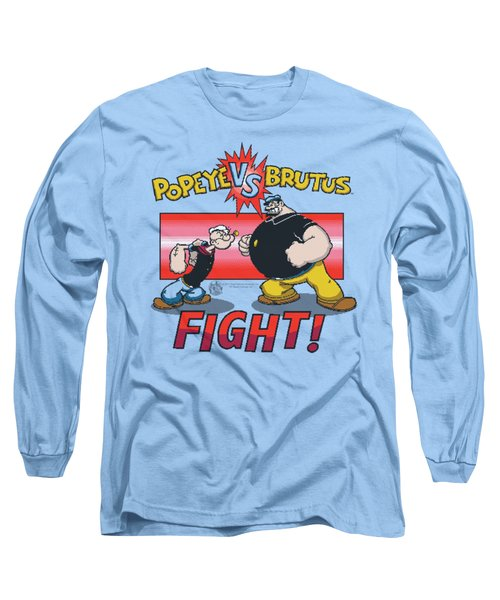 Popeye - Flight Long Sleeve T-Shirt by Brand A