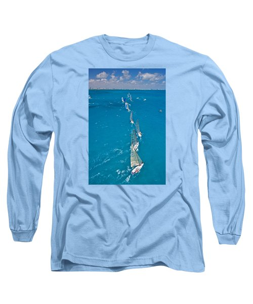 From On High Long Sleeve T-Shirt by Steven Lapkin