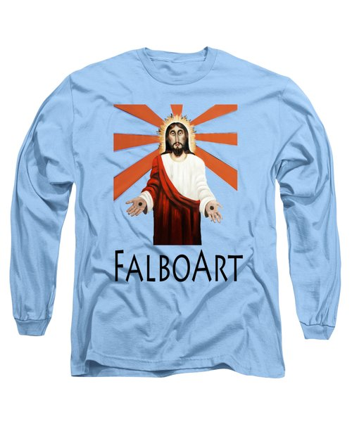Come T-shirt Long Sleeve T-Shirt by Anthony Falbo