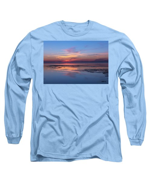 Long Sleeve T-Shirt featuring the photograph Draw The Line by Thierry Bouriat