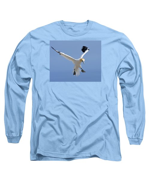 Expanding Surface Long Sleeve T-Shirt by Tony Beck