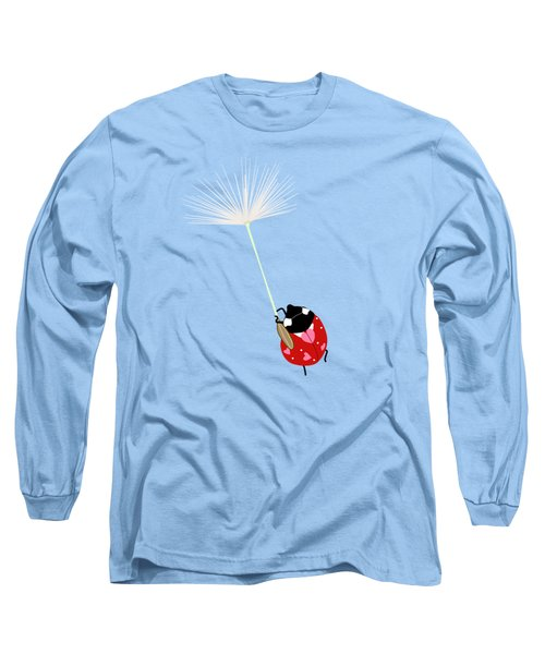 Hold On Long Sleeve T-Shirt by Brigitte Carre
