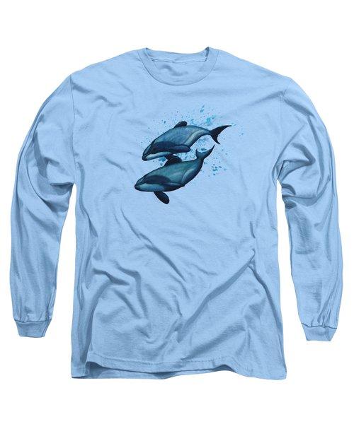 Maui's Magic Long Sleeve T-Shirt by Amber Marine