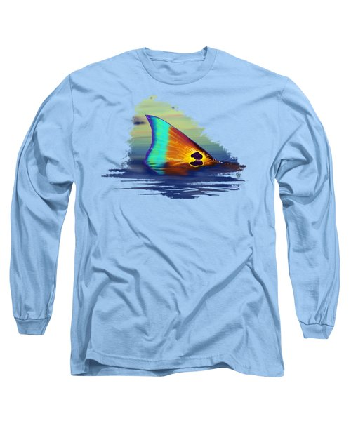 Morning Stroll Long Sleeve T-Shirt by Kevin Putman
