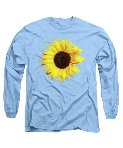 Sunlover Long Sleeve T-Shirt by Gill Billington