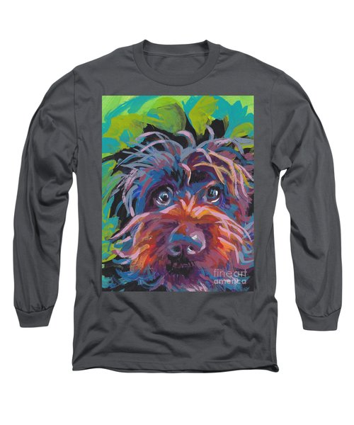 Bedhead Griff Long Sleeve T-Shirt by Lea S