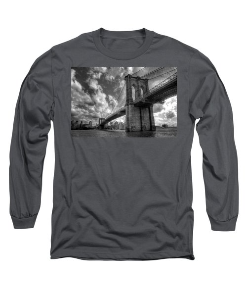 Connect Long Sleeve T-Shirt by Johnny Lam