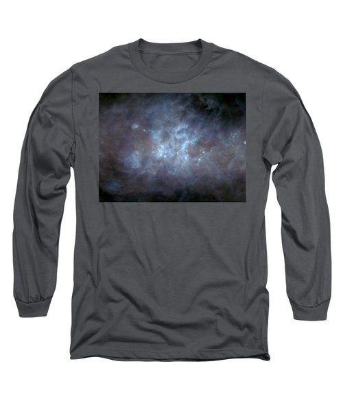 Long Sleeve T-Shirt featuring the photograph Infrared View Of Cygnus Constellation by Science Source