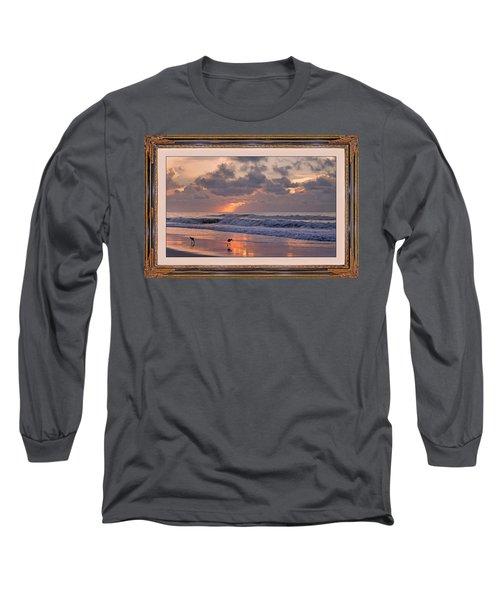 Lifetime Love Long Sleeve T-Shirt by Betsy Knapp