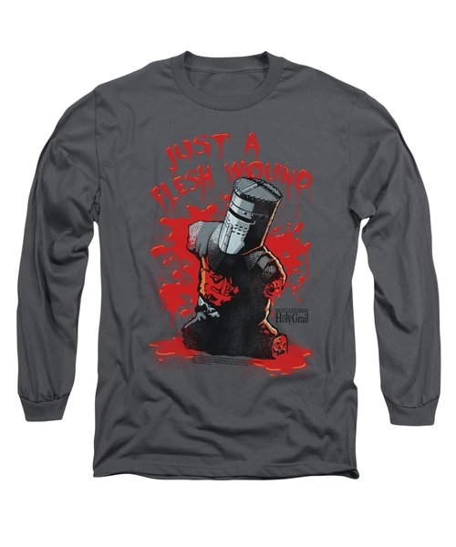 Monty Python - Flesh Wound Long Sleeve T-Shirt by Brand A