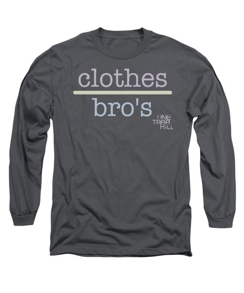 One Tree Hill - Clothes Over Bros 2 Long Sleeve T-Shirt by Brand A