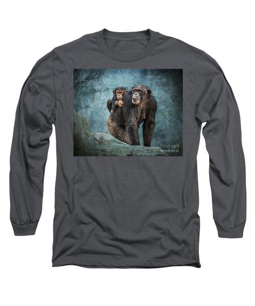 Ride Along Long Sleeve T-Shirt by Jamie Pham
