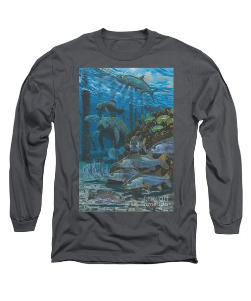 Sanctuary In0021 Long Sleeve T-Shirt by Carey Chen