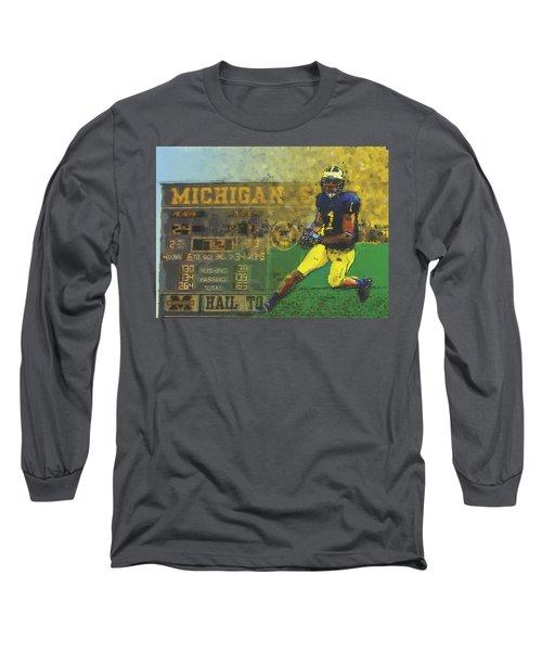 Scoreboard Plus Long Sleeve T-Shirt by John Farr