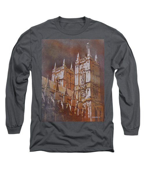 Shining Out Of The Rain Long Sleeve T-Shirt by Jenny Armitage