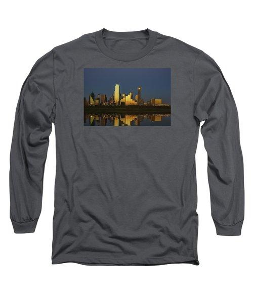 Texas Gold Long Sleeve T-Shirt by Rick Berk