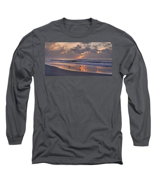 The Best Kept Secret Long Sleeve T-Shirt by Betsy Knapp