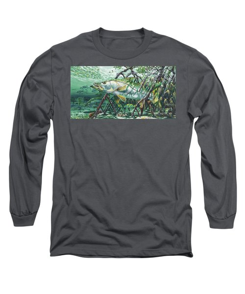 Undercover In0022 Long Sleeve T-Shirt by Carey Chen