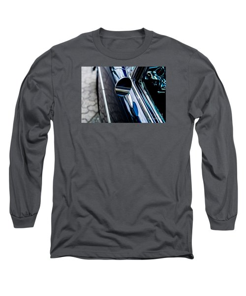 Long Sleeve T-Shirt featuring the photograph 1950s Chevrolet by M G Whittingham