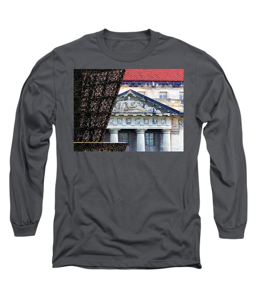 African American History And Culture 5 Long Sleeve T-Shirt by Randall Weidner