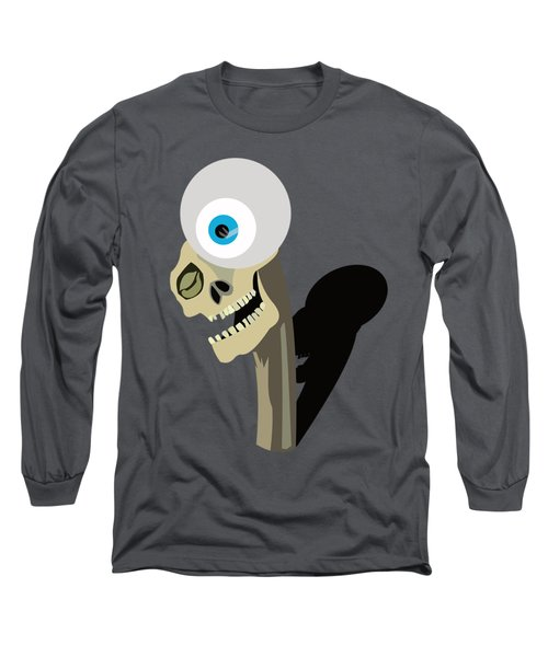 Alfred Kubin Long Sleeve T-Shirt by Michael Jordan