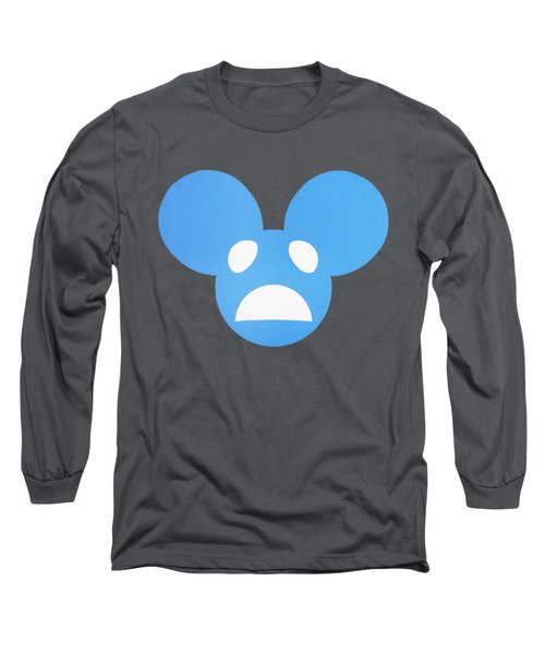 Alivemau6 Remix Long Sleeve T-Shirt by Oliver Johnston
