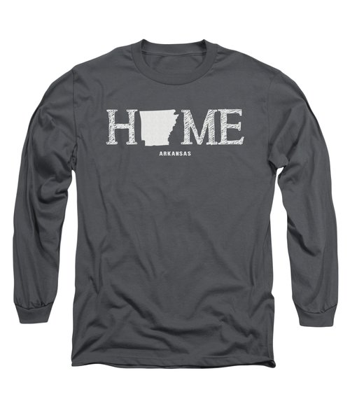 Ar Home Long Sleeve T-Shirt by Nancy Ingersoll