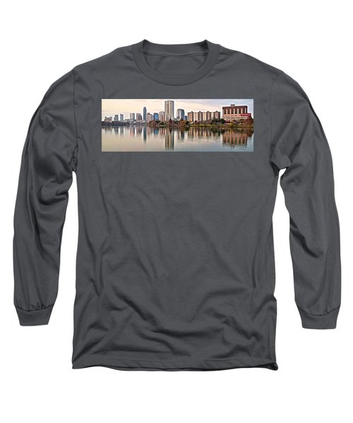 Austin Elongated Long Sleeve T-Shirt by Frozen in Time Fine Art Photography