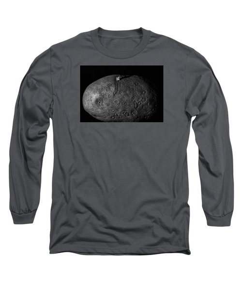 Black And White Potato Long Sleeve T-Shirt by Dan Sproul