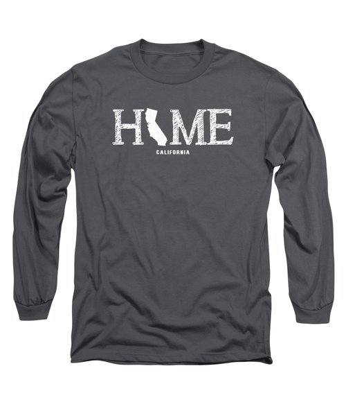 Ca Home Long Sleeve T-Shirt by Nancy Ingersoll