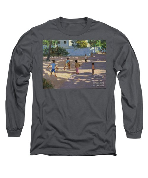 Cochin Long Sleeve T-Shirt by Andrew Macara