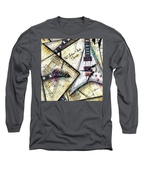 Concordia Long Sleeve T-Shirt by Gary Bodnar