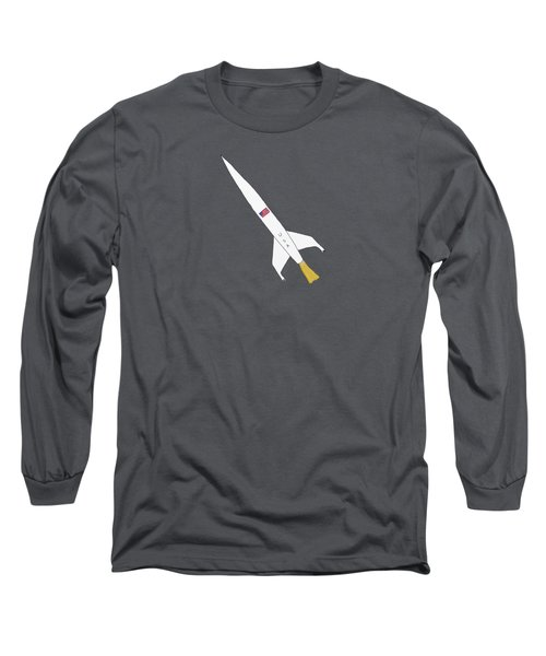 Deep Space Long Sleeve T-Shirt by Priscilla Wolfe