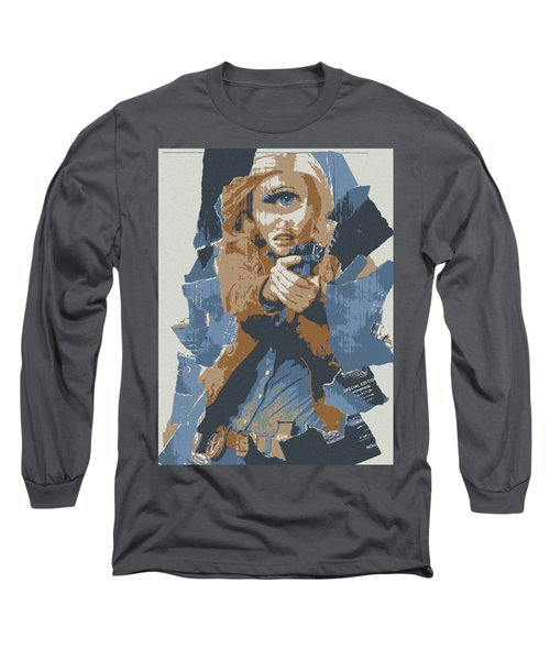 Dont Worry I Can See Long Sleeve T-Shirt by Michael Curry