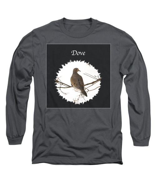 Dove  Long Sleeve T-Shirt by Jan M Holden