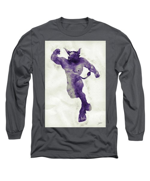 El Torito Guapo Long Sleeve T-Shirt by Joaquin Abella
