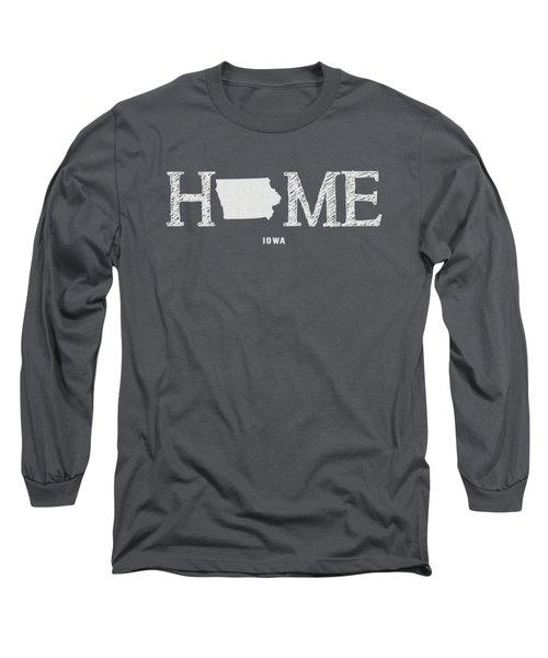 Ia Home Long Sleeve T-Shirt by Nancy Ingersoll