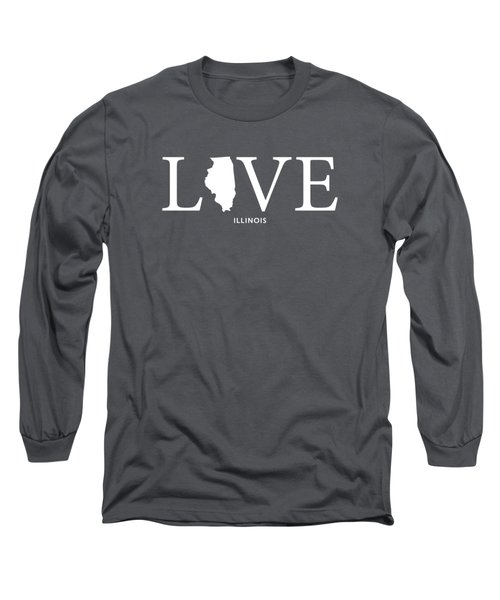Il Love Long Sleeve T-Shirt by Nancy Ingersoll