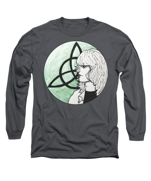 John Paul Jones Long Sleeve T-Shirt by Sofia Vyalykh