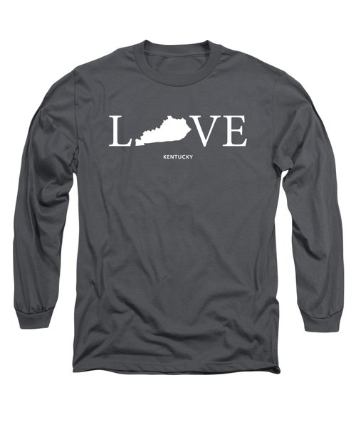 Ky Love Long Sleeve T-Shirt by Nancy Ingersoll