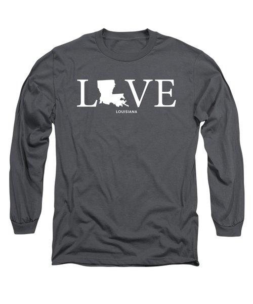 La Love Long Sleeve T-Shirt by Nancy Ingersoll